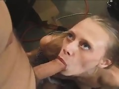 Skinny White Trash Getting Ass Fucked