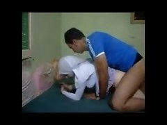 Hot Egyptian Duo Teen